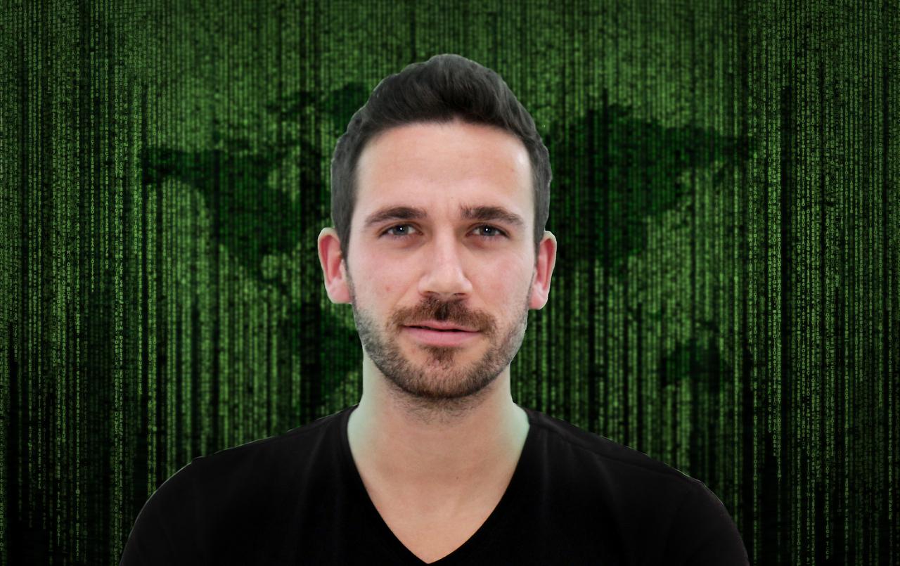 Sven Jaschan übernimmt für seine Kunden heute Projekte im Bereich Webentwicklung.