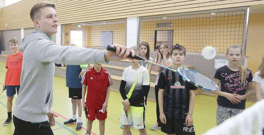 Jan Struwe spielt in der Bezirksklasse und ist Jugendtrainer bei Fortuna Rotenburg.