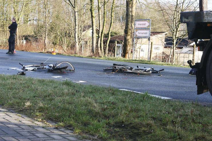16-jährige Radlerin stirbt