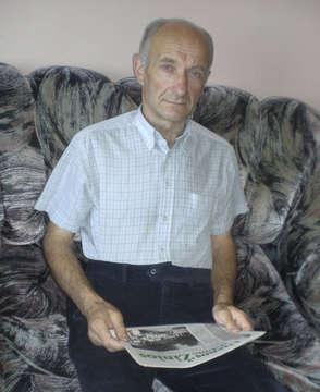 Alvydas Jurka sammelt seit 30 Jahren Zeitungen aus aller Welt