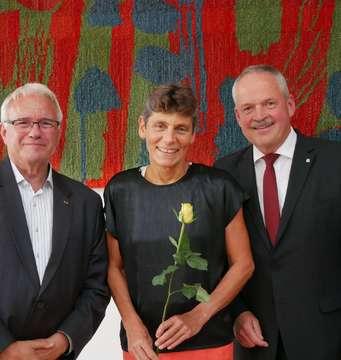 Rotenburg ehrt erfolgreiche Athleten im Ratssaal
