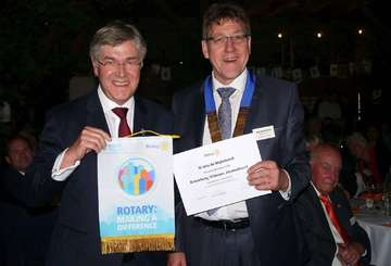 Rotenburger Rotary Club feiert 50jähriges Bestehen