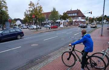 Infoveranstaltung zum Umbau der Harburger Straße  Von HansJörg Werth