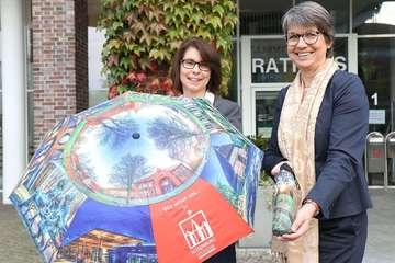 Stadt präsentiert neue Souvenirs