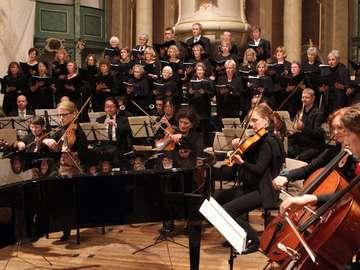 Konzert in der StLucasKirche  Joseph Haydn in Scheeßel