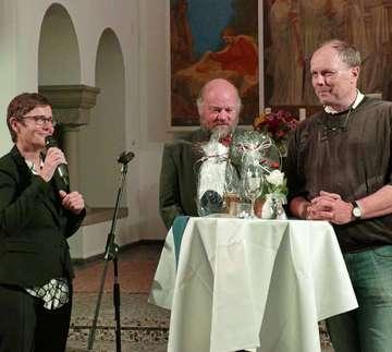 Zuspruch beim Lutherabend der Stiftung Mittendabei