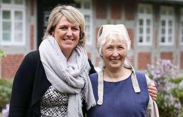 Maren Lehtinen erzählt Geschichten im Rotenburger Heimathaus