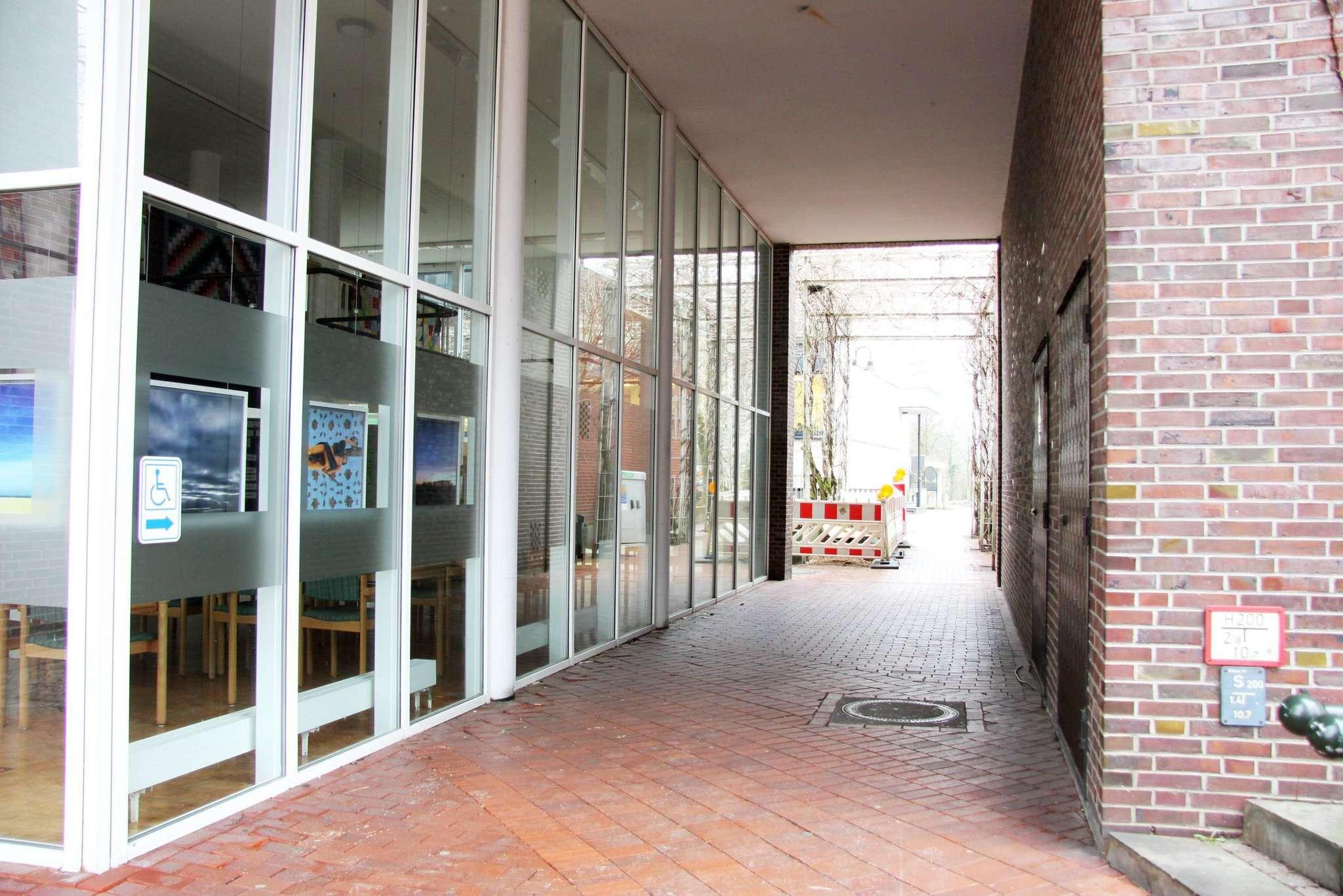 In der Rathausgasse kam es am Mittwoch zu einem Vorfall. Foto: Ann-Christin Beims