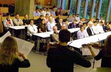 Der Landkreis Rotenburg freut sich über 33 Neubürger