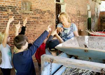 Ackern  Rackern vermittelt seit 20 Jahren Grundlagen  Von Nina Baucke