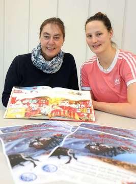 Turnabteilung des TuS Rotenburg zeigt Weihnachtsmärchen  Von Dennis Bartz