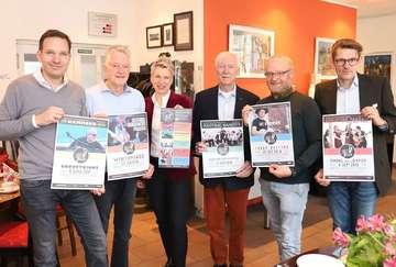 Rotenburger JazzClub stellt neues Programm und neues Logo vor  Von Dennis Bartz