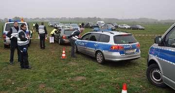 Polizei übt Anschlagszenario