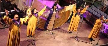 Konzert der Black Gospel Angels am 10 Februar
