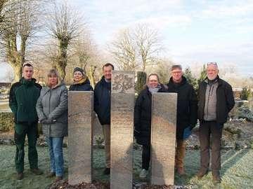 Gemeinschaftsanlage auf Waffenser Friedhof freigegeben