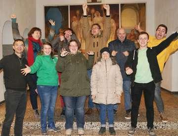 Aktion von Kirchenkreis und Werken