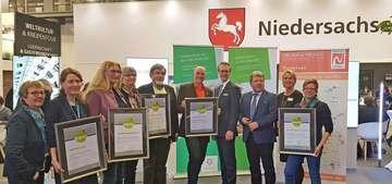 Auszeichnung für Nordpfade in Berlin