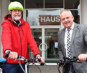 Rotenburg beteiligt sich vom 26 Mai bis 15 Juni am Stadtradeln  Von Dennis Bartz