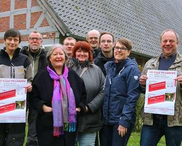 Aktionstag mit Kleinkunstfestival und Feier in Rotenburg