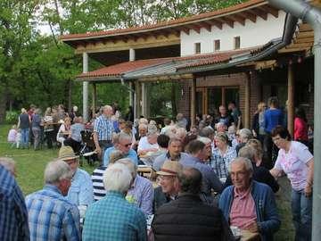 Neuer Bürgertreff in Mulmshorn eingeweiht