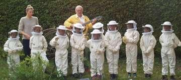 Bienenlehrpfad eröffnet