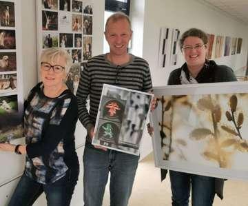 Schloen Sandmann und Masemann stellen Fotos aus  Von Antje HolstenKörner