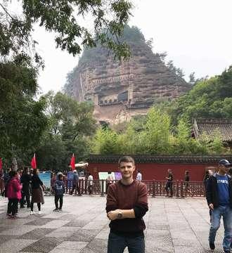RundschauSerie Aaron Kruse berichtet von seinen ersten Urlaubstagen in China