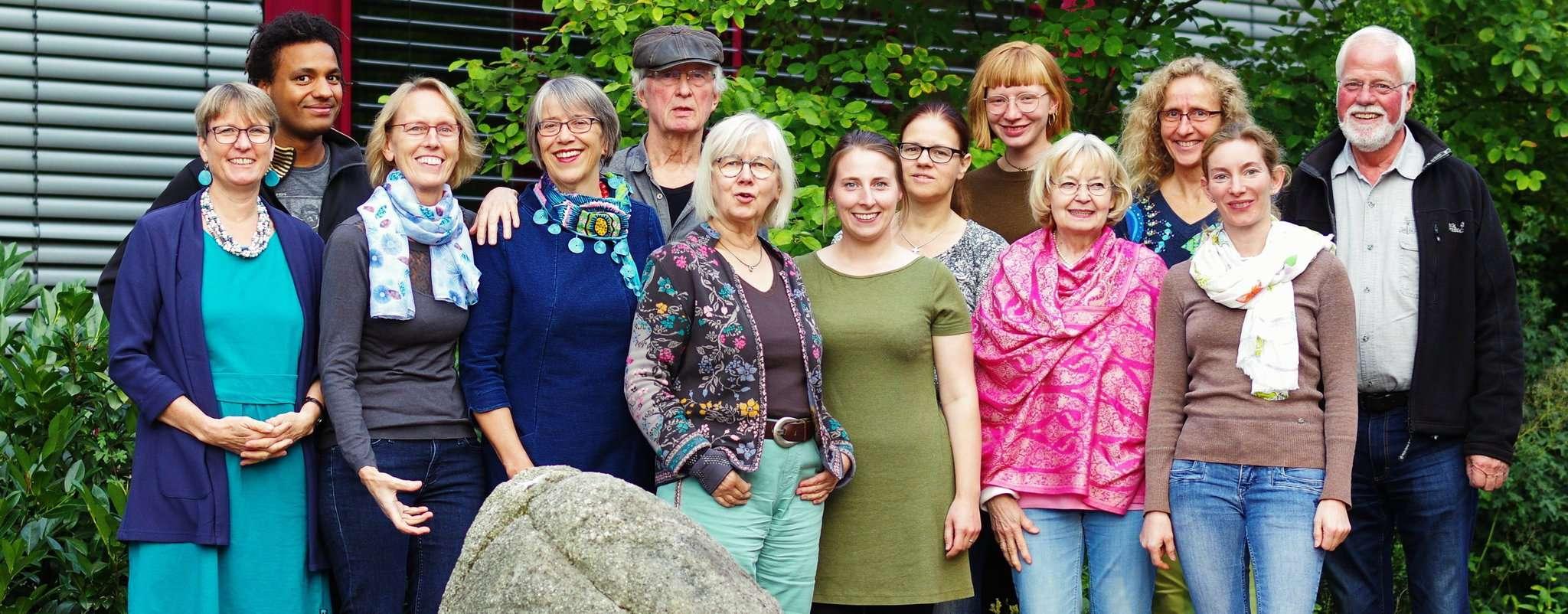 Die zwölf Chormitglieder im Alter zwischen 21 und 74 Jahren freuen sich auf neue Mitglieder.