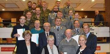 100 Jahre Kriegsgräberfürsorge  Kreisverband feiert