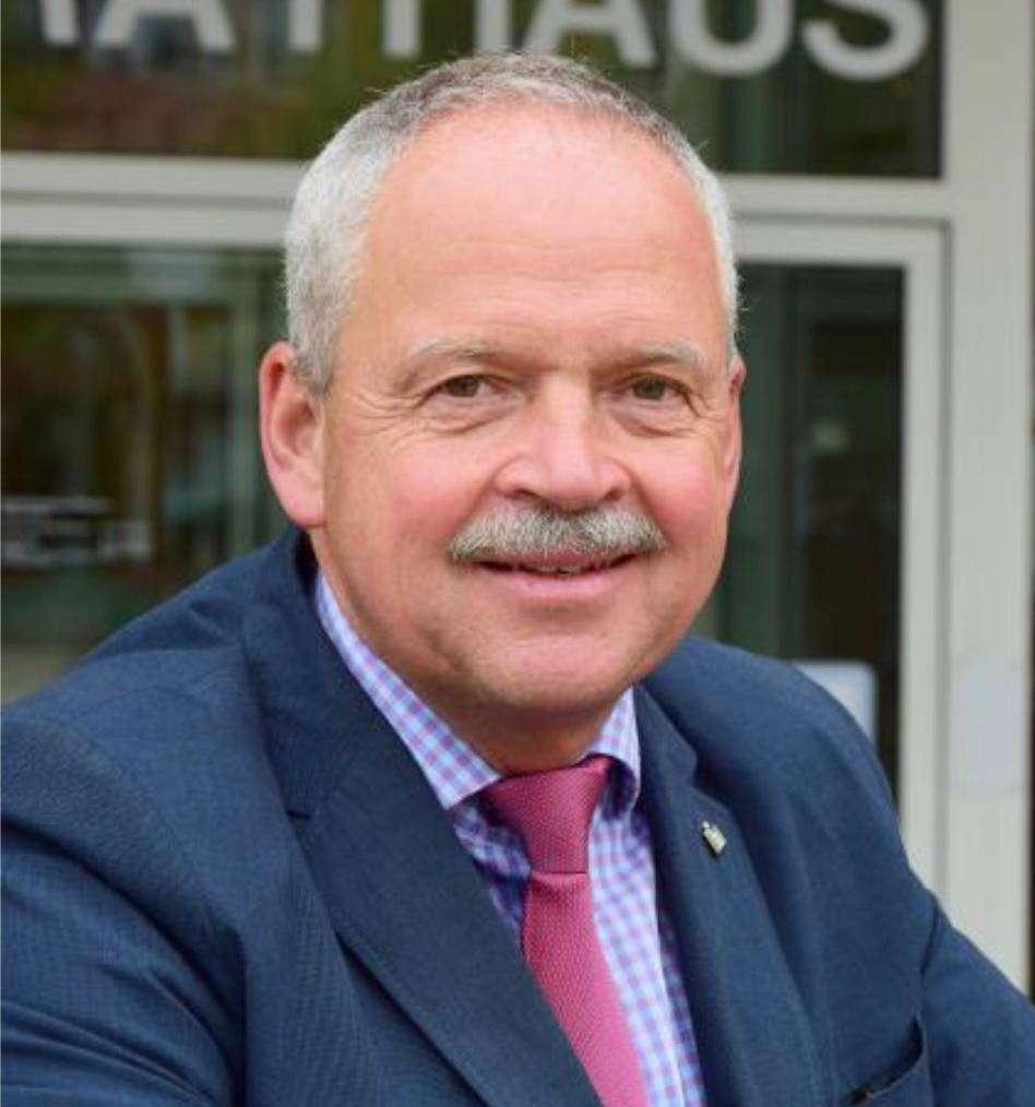 Bürgermeister Andreas Weber möchte bereits im Januar 2020 in den Ruhestand gehen.