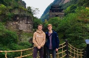 Aaron Kruse spricht über chinesische Mentalität