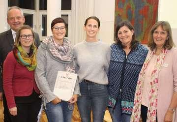 Stadt Rotenburg vergibt 15 Umweltschutzpreis an Vereine Gewerbe und Bürger
