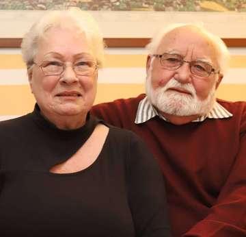 Friedrich und Gudrun Klingeberg feiern diamantene Hochzeit  Von Dennis Bartz