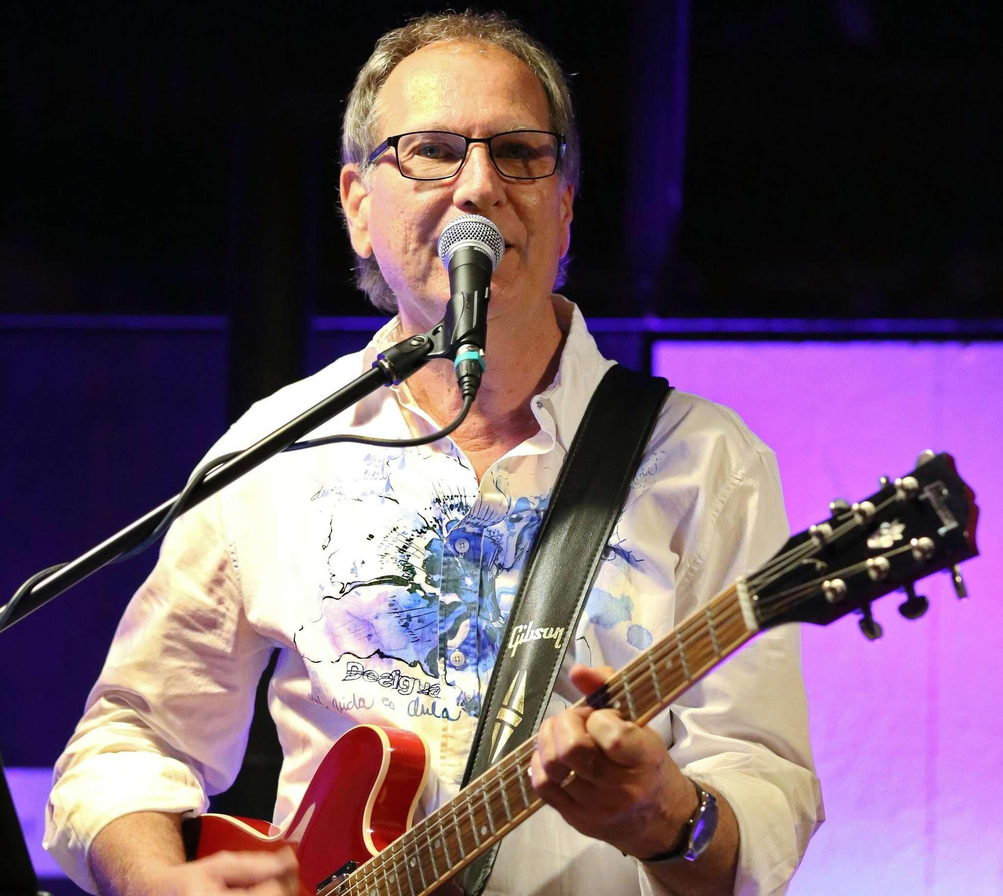 Musiker Jürgen Kolbe nimmt noch bis zum 7. März Anmeldungen zum Workshop an.