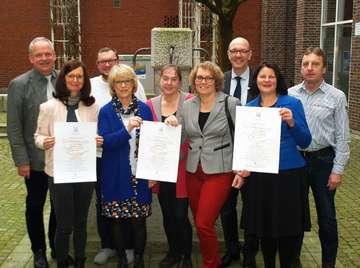 Stadt Rotenburg ehrt am 26 Mai engagierte Bürger