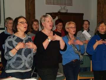 Gemischter Chor in Waffensen sucht stimmgewaltige Sänger