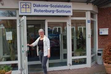Heidrun Röhrs nach 39 Jahren DiakonieStation verabschiedet