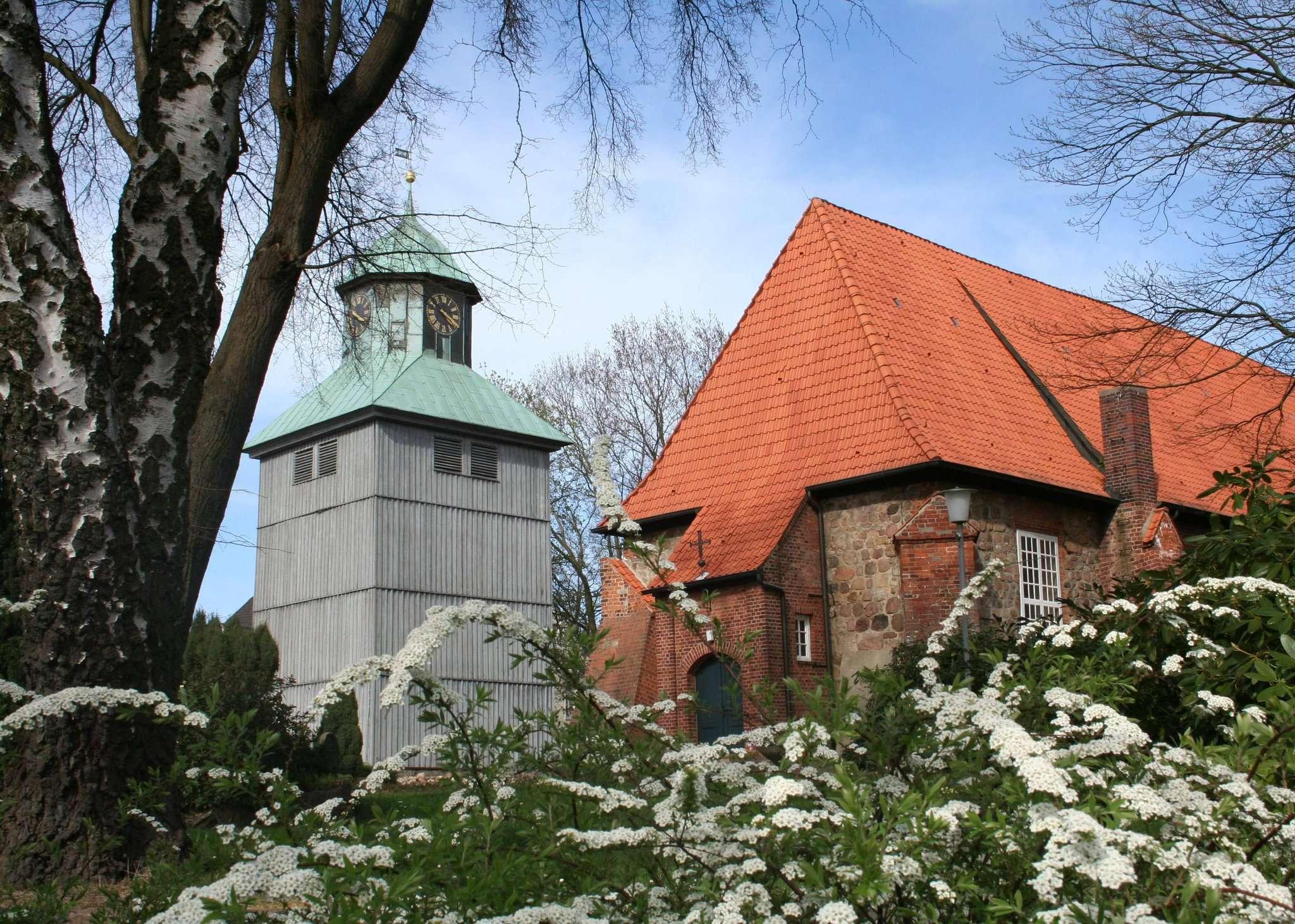 Bis zum 19. April fallen sämtliche Gottesdienste in den Kirchen wie hier in Visselhövede aus.