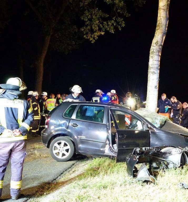 Ein 25 Jahre junger Mann aus Walsrode kam im September bei einem Verkehrsunfall auf K17 zwischen Bommelsen und Neuenkirchen ums Leben.
