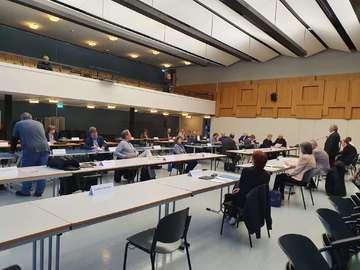 Rotenburger Rat kommt in der Realschule zusammen  Von Klaus Müller