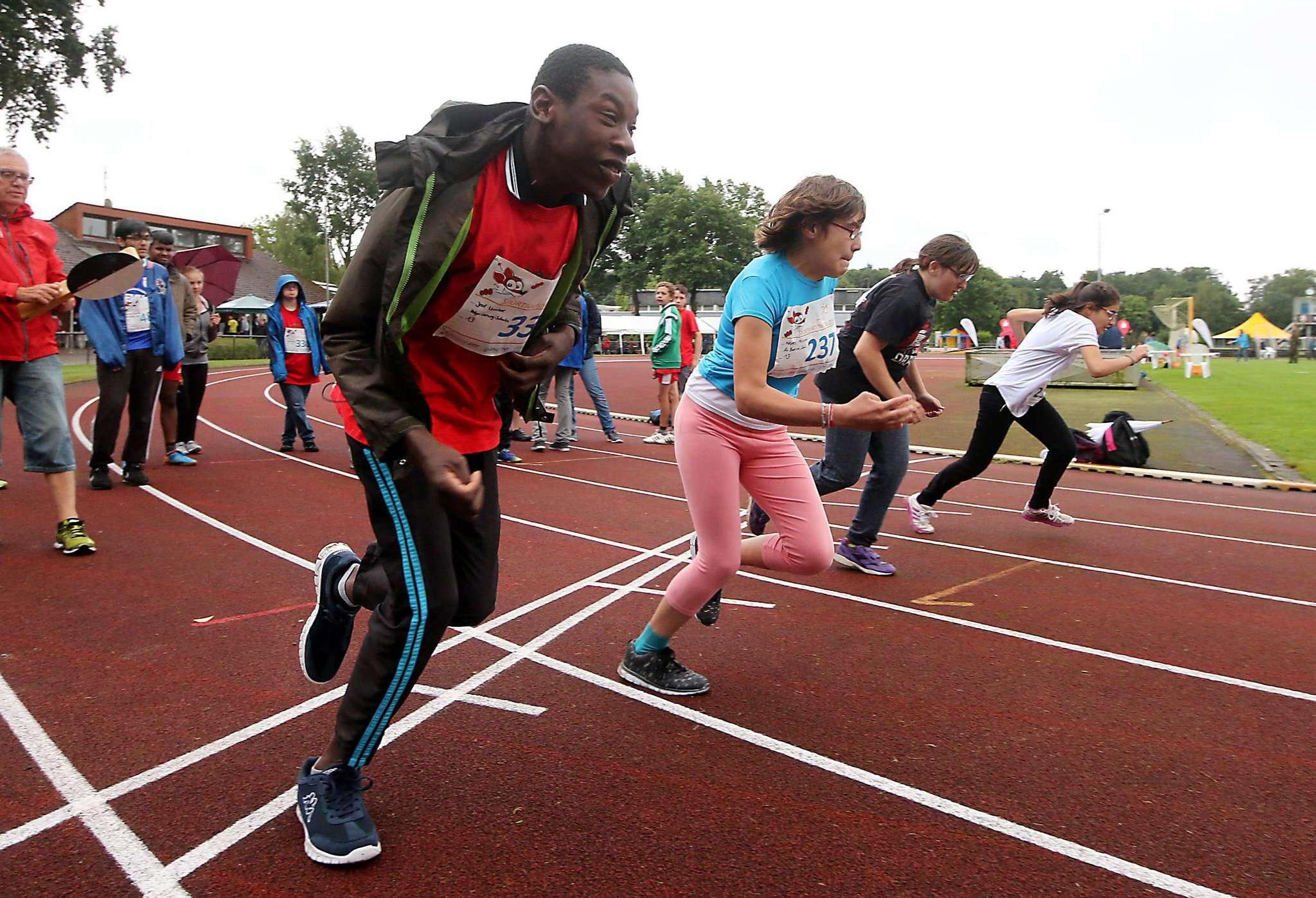 Die Sportanlagen in Rotenburg öffnen wieder. Mannschaftssport ist jedoch weiterhin nur eingeschränkt möglich.