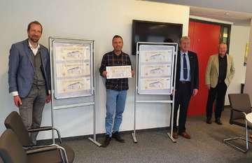 Sonderaktion am Montag Kunden erhalten Zehner für 750 Euro