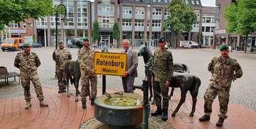 Rotenburger starten Auslandseinsatz im Irak