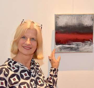 Künstlerin Britta Haffke stellt Werke im HaakeMeyer aus