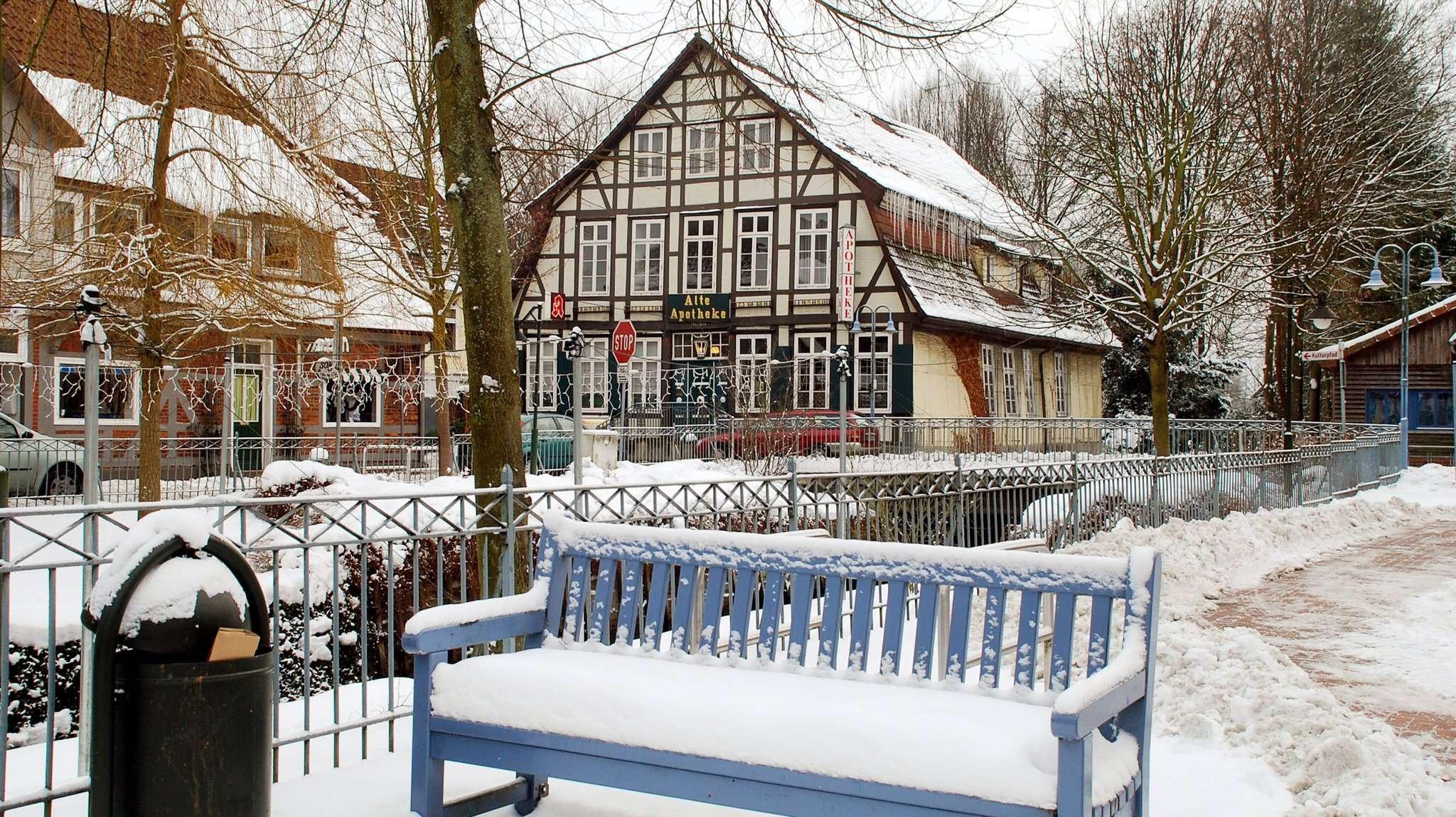Viele Rotenburger wünschen sich Schneefall an Heiligabend, doch dafür muss es kalt sein.