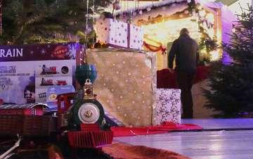 Weihnachtsstimmung in der Kirche Zum Guten Hirten
