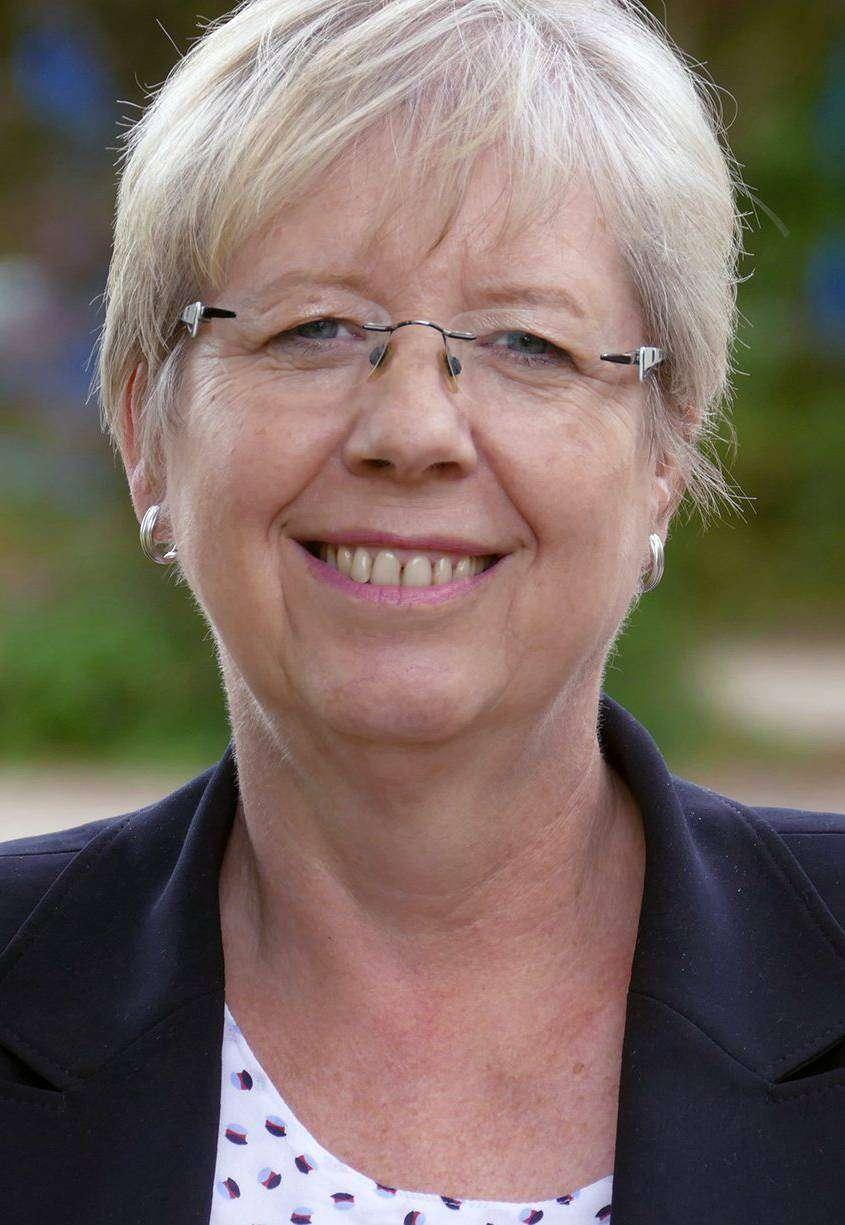 Jutta Wendland-Park ist Geschäftsführerin der Rotenburger Werke.