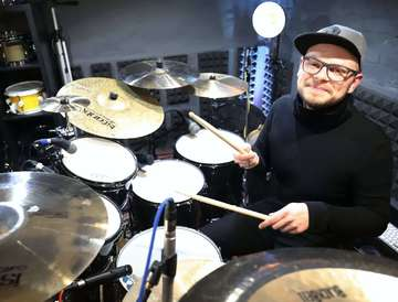 Schlagzeuger Hannes Lehmann spricht über die Folgen der Coronakrise  Von Dennis Bartz