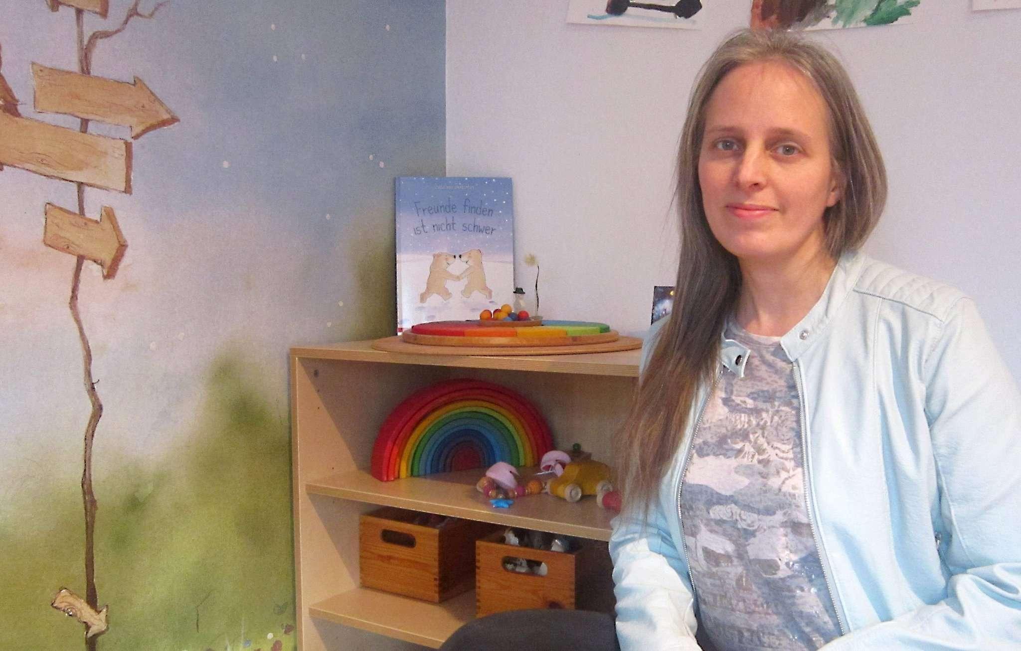 Kirsi Lindemann, Sprecherin der Regionalgruppe Rotenburg der Berufsvereinigung der Kindertagespflegepersonen e.V., fordert einheitliche Lösungen.