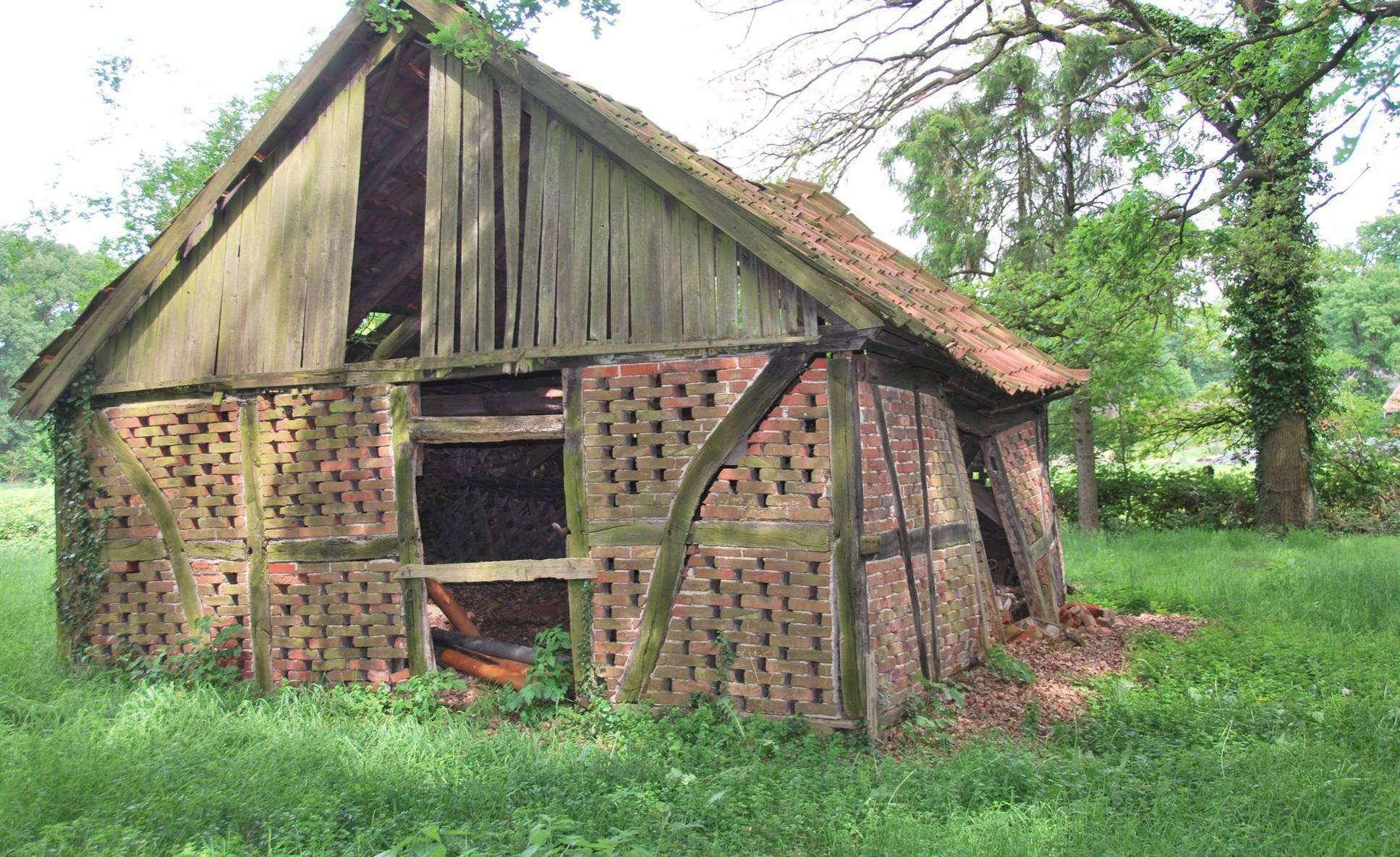 Die Vorlage für die Rekonstruktion stand einst in Wittkopsbostel.